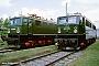 "LEW 10417 - DB Cargo ""171 002-9"" 30.04.2000 - Dresden-Altstadt, BahnbetriebswerkErnst Lauer"
