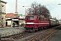 """LEW 10419 - DR """"251 004-8"""" 03.11.1988 - Blankenburg (Harz)Michael Uhren"""