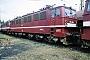 """LEW 10421 - DR """"171 006-0"""" 15.08.1992 - Blankenburg (Harz), BahnbetriebswerkErnst Lauer"""