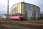 """LEW 10424 - Railion """"171 009-4"""" 13.12.2003 - Blankenburg (Harz), BetriebswerkPeter Wegner"""