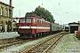 """LEW 10425 - DR """"251 010-5"""" 20.06.1981 - Blankenburg (Harz)Heinz Glodschei"""