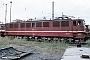 """LEW 10428 - DR """"171 013-6"""" 15.08.1992 - Blankenburg (Harz), BahnbetriebswerkErnst Lauer"""