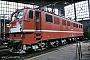 """LEW 10429 - DR """"171 014-4"""" 15.08.1992 - Blankenburg (Harz), BahnbetriebswerkErnst Lauer"""