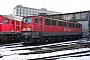 "LEW 10429 - Railion ""171 014-4"" 24.01.2004 - Halle (Saale), Betriebswerk GPeter Wegner"