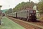 """LEW 10430 - DR """"251 015-4"""" 20.06.1981 - Blankenburg (Harz)Heinz Glodschei"""