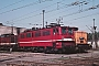"LEW 10514 - DR ""211 041-9"" 05.05.1988 - Seddin, BetriebswerkMichael Uhren"
