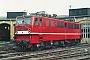 "LEW 10515 - DR ""211 042-7"" __.__.1991 - Leipzig, Hauptbahnhof, Bahnbetriebswerk-WestArchiv holzroller.de"