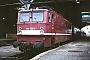 """LEW 10615 - DR """"142 023-1"""" 14.08.1992 - Halle (Saale) HbfErnst Lauer"""