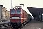 """LEW 10627 - DR """"242 035-4"""" 20.03.1991 - MerseburgIngmar Weidig"""