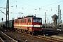 """LEW 10636 - DR """"142 044-7"""" 04.03.1992 - Halle (Saale) HbfStefan Motz"""