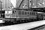 "LEW 10637 - DR ""242 045-3"" 26.01.1988 - Leipzig, HauptbahnhofReinhard Lehmann"