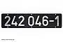 """LEW 10638 - DR """"242 046-1"""" __.__.2017 - Daniel Berg"""