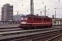 """LEW 11070 - DR """"142 053-8"""" 26.04.1992 - Halle (Saale) HauptbahnhofGerd Hahn"""