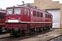 """LEW 11073 - DB AG """"142 056-1"""" 10.04.1994 - Leipzig, Hauptbahnhof, Bahnbetriebswerk WestManfred Uy"""