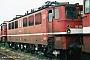 """LEW 11086 - DB AG """"142 069-4"""" 22.06.1996 - Güsten, BahnbetriebswerkDieter Römhild"""