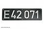 """LEW 11088 - DR """"E 42 071"""" __.__.2015 - Daniel Berg"""