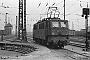 """LEW 11089 - DR """"242 072-7"""" 03.04.1976 - Roßlau, BahnbetriebswerkHeinz Glodschei"""