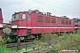 """LEW 11093 - DR """"242 076-8"""" 20.09.1991 - Halle (Saale), Bahnbetriebswerk PNorbert Schmitz"""