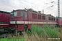 """LEW 11099 - DR """"242 082-6"""" 26.09.1991 - Magdeburg-Rothensee, BahnbetriebswerkNorbert Schmitz"""