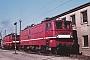 "LEW 11103 - DR ""242 086-7"" 05.05.1988 - Seddin, BetriebswerkMichael Uhren"