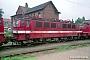 "LEW 11105 - DR ""242 088-3"" 02.08.1991 - Stendal, BahnbetriebswerkNorbert Schmitz"
