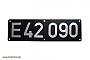 """LEW 11107 - DR """"E 42 090"""" __.__.2014 - holzroller.de Archiv"""