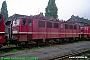 "LEW 11109 - DR ""242 092-5"" 02.08.1991 - Stendal, BahnbetriebswerkNorbert Schmitz"