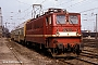 """LEW 11618 - DR """"242 102-2"""" 12.03.1991 - Halle (Saale) HbfWerner Brutzer"""