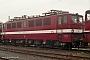 """LEW 11620 - DR """"142 104-9"""" 10.04.1994 - Leipzig, Hauptbahnhof, Bahnbetriebswerk-WestManfred Uy"""