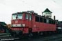 "LEW 11621 - DB AG ""142 105-6"" 17.01.1997 - Nordhausen, BahnbetriebswerkDieter Römhild"