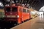 "LEW 11621 - DR ""142 105-6"" 08.04.1992 - Leipzig, HauptbahnhofIngmar Weidig"