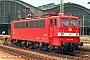 """LEW 11621 - DR """"142 105-6"""" 23.07.1992 - Leipzig, HauptbahnhofHenk Hartsuiker"""