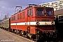 """LEW 11626 - DR """"242 110-5"""" 28.03.1991 - Leipzig, Bayerischer BahnhofWerner Brutzer"""