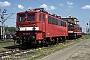 "LEW 11639 - DB AG ""142 123-9"" 02.05.1998 - Seddin, BahnbetriebswerkWerner Brutzer"