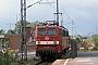 """LEW 11639 - DR """"142 123-9"""" 25.08.1993 - BlankenfeldeIngmar Weidig"""