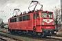 """LEW 11640 - DB AG """"142 124-7"""" 06.03.1999 - Berlin-SchöneweideMartin Schüler"""