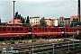 "LEW 11641 - DR ""142 125-4"" __.__.1995 - Halle (Saale), Bahnbetriebswerk PMario Fliege"