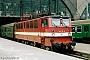 """LEW 11643 - DR """"142 127-0"""" 04.01.1992 - Leipzig, HauptbahnhofJens Lesch"""
