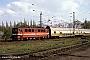 """LEW 11643 - DR """"242 127-9"""" 04.04.1990 - GaschwitzWerner Brutzer"""