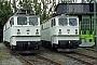"LEW 11648 - WAB ""53"" 13.07.2003 - Altenbeken, BetriebswerkDietrich Bothe"