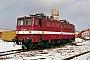 """LEW 11763 - DR """"142 142-9"""" 23.02.1994 - Seddin, BetriebswerkMarko Switala"""