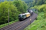 """LEW 11782 - Centralbahn """"E 42 151"""" 02.06.2010 - zw. Krommenthal und PartensteinJens Bieber"""