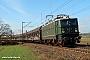 "LEW 11782 - Centralbahn ""E 42 151"" 03.03.2010 - Nieder WallufKurt Sattig"