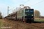 """LEW 11782 - Centralbahn """"E 42 151"""" 04.03.2010 - Altheim (Hessen)Kurt Sattig"""