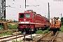 """LEW 11881 - DR """"142 157-7"""" 18.06.1992 - Weißenfels, BahnbetriebswerkFrank Weimer"""