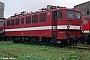 "LEW 12157 - DB AG ""142 166-8"" 06.09.1998 - Seddin, BetriebswerkStefan Sachs"