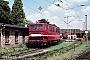 "LEW 12158 - DR ""242 167-5"" 25.07.1988 - Berlin Pankow, BetriebswerkMichael Uhren"