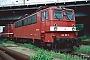 "LEW 12160 - DB AG ""142 169-2"" 03.06.1997 - Berlin-Pankow, BetriebswerkErnst Lauer"