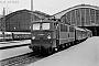"""LEW 12791 - DR """"211 046-8"""" 17.08.1976 - Leipzig, HauptbahnhofSteenebruggen (Archiv Dr. Günther Barths)"""