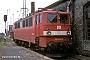 """LEW 13133 - DR """"109 048-9"""" 26.06.1993 - Pasewalk, BetriebswerkD. Klug (Archiv Werner Brutzer)"""